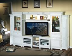 Decorating Entertainment Centers