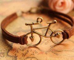 bicycle bracelet @Tessa Hancock