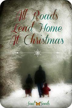 Roads home for christmas