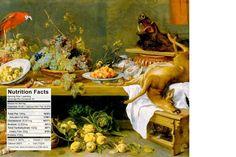 The Food of Art - Nadeem Haidary