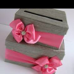 Pink & gray money box google images