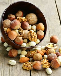 Researchers found that individuals who ate a serving of tree nuts less than once a week had a 7 percent reduction in mortality (tree nuts included walnuts, hazelnuts, almonds, Brazil nuts, cashews, macadamias, pecans, cashews, pistachios and pine nuts).