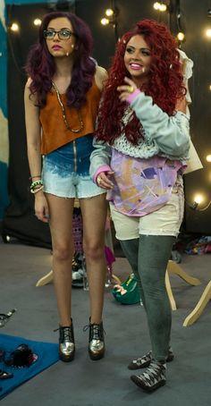 Jade and Jesy<3