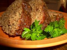South Beach Meatloaf