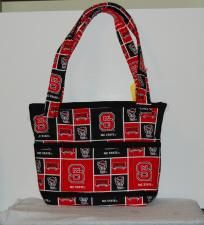 NC State Wolf Pack Pocketbook