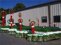christmas floats