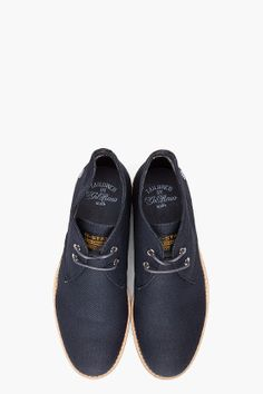 G-STAR Denim Eton Chukka Boots #nattyguy #shoes #mensfashion