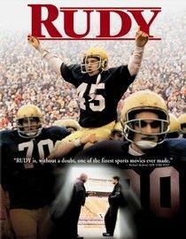 Rudy film, football, dream, book, fighting irish, sport, favorit movi, rudi, true stories