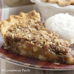 Apple Crisp Pie from 101 Easy Everyday Recipes Cookbook