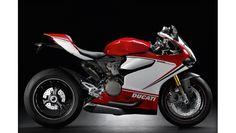 Ducati 1199 Panigale S Tricolore.