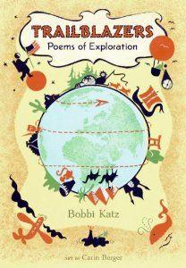trailblaz poem, 62 poem, figur languag, explor, book, social studi, eye