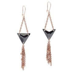 A Touch of Copper Earrings | Fusion Beads Inspiration Gallery