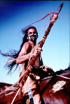 Pȟehíŋ Otȟáte (Wind in His Hair), Dances with Wolves (written by Michael Blake) #filmmaking #story #character #writing