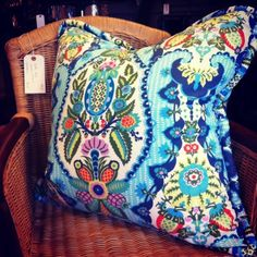LOVE this pillow!!! @Jackie George Furnishings And Interiors #shoplocal