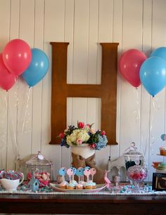 Sweet Gender Reveal Party