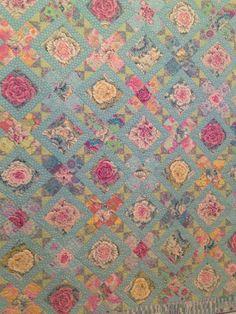 pattern, quilt festiv, color, gorgeous quilt, henhouseawesom quilt, floral