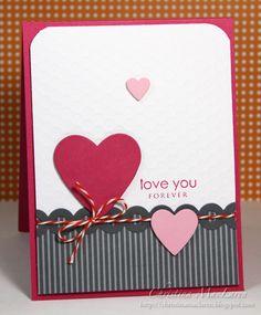 DIY Valentine's Day or Anniversary Card