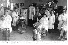 Fotos de antiguas peluquerias de los años 1900 -1930