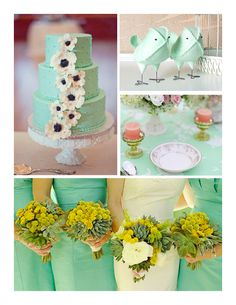 Mint Wedding @Design Hub Hamilton Chapman