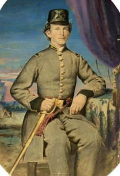 Joseph S. Dean, a native of Kentucky and a merchant in St. Louis, enlisted in Company C, 1st Missouri Infantry (CS) at Memphis, Tennessee, in July 1861 and was soon elected a first lieutenant. In January 1862 he was appointed an acting aide-de-camp to General John S. Bowen in the Army of the Mississippi. Dean was severely wounded at the Battle of Shiloh and died a few days later in Memphis, Tennessee.