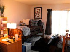 dorm room, bed sets, optim space, bed idea