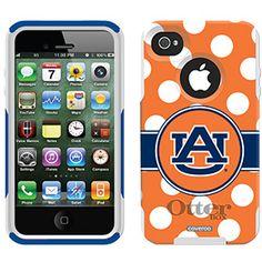 Auburn Tigers IPhone 4 Otterbox Case