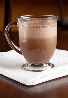 Mocha frappe breakfast drink - I am so excited to try this!!!