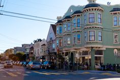 Noe Valley's main shopping street is 24th Street. You'll love the unique shops and restaurants.