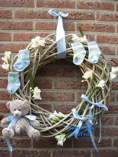 Shower wreath