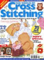 "Gallery.ru / tymannost - Альбом ""The world of cross stitching 009 август 1998"""