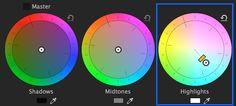 secondary colour correction
