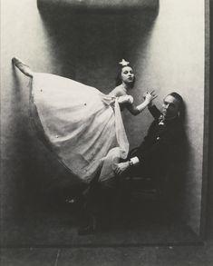 George Balanchine & Maria Tallchief ~1947