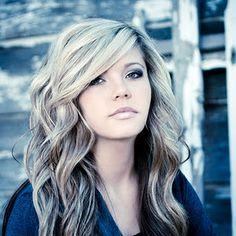 I love her hair