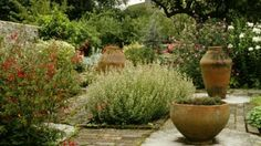 garden full, enchant garden, walled garden, wall garden