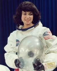 Judith Resnick - April 5, 1949 – January 28, 1986 - was an engineer and a NASA astronaut who died in the destruction of the Space Shuttle Challenger during the launch of mission STS-51-L. Resnik was the second American woman astronaut, logging 145 hours in orbit. She was a graduate of Carnegie Mellon University and had a Ph.D. in electrical engineering from the University of Maryland. The IEEE Judith Resnik Award for space engineering is named in her honor.  She was born and raised in Akron, OH