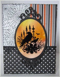 Halloween by Conniecrafter - Cards and Paper Crafts at Splitcoaststampers