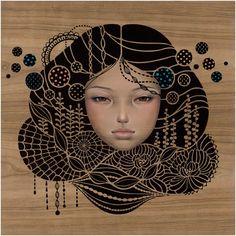 Audrey Kawasaki: exclusive first look at new paintings