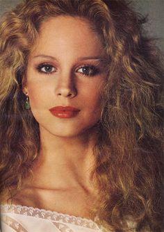 Rosie Vela-  Love her curls