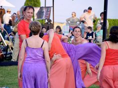 Dances at the Lakes Festival