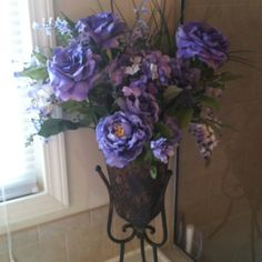 My floral creation...