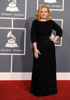 Adele wears Armani Prive -So proud of her!!Woo hoo!!