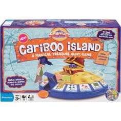Go on a treasure hunt while learning turn taking, colors, shapes,numbers and letters