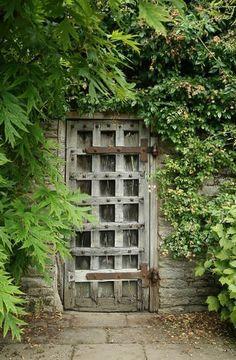 Door to a Secret Garden?