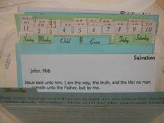 Memorizing Scripture the Simply Charlotte MasonWay