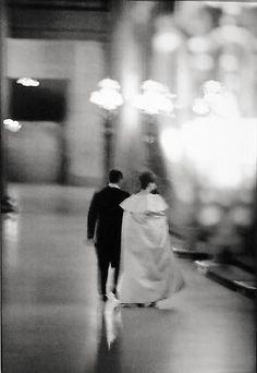 Opera Opening  1956, Fred Lyon