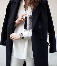 fashion recruit, specialist retail, minim black