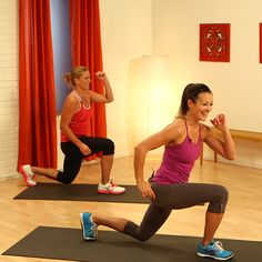 10-Minute Workout for legs
