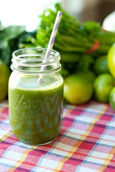 My favorite green juice!