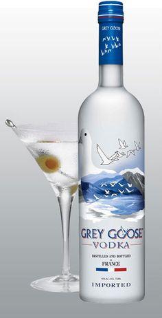 Grey Goose Top Vodka #vodka #topvodkabrands