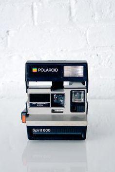 Vintage Polaroids | Patina